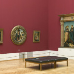 New Wall Coverings For Alte Pinakothek