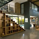 Nice Bookcase Designing The Home