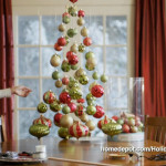 Nice Christmas Decorating Idea From Traditional Home Decor