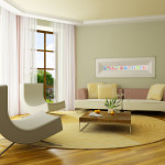 Nice Curtains For Window Living Room Design And Curved Chair Sets