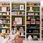 Nice Little Pop Green And Bookcase Styling Too