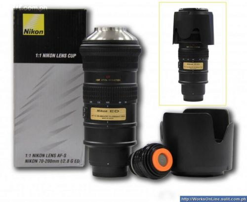 Nikon Lens Coffee Cup Brand New For Sale Philippines