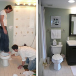Notes From Renovation Bathroom Makeover Diy Life