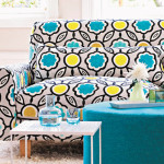 Now Offering Funky Designers Guild Slipcovers For Ikea Furniture