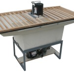 Nwc Foot Mini Caster Table