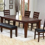 Oak Dining Tables Kitchen Table Chairs Bench