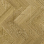 Oak Prime Grade Unfinished Square Edged Block Solid Wood Flooring
