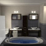Offers Availing Nature Inspired Bathroom Design Many