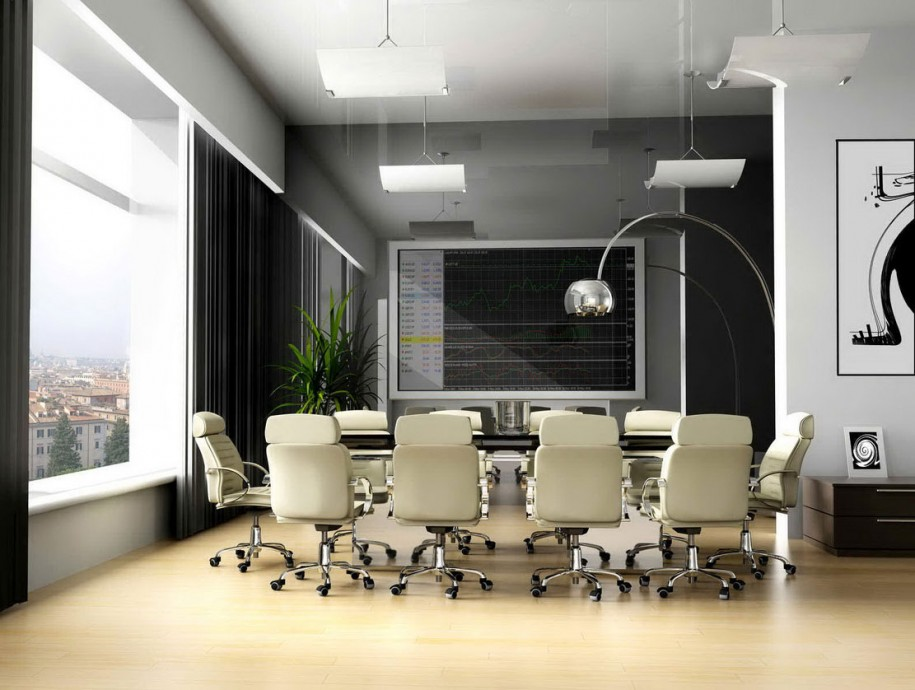 Office Decorating Ideas Creating The Work Atmosphere Full