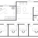 Office Layout Drawing Floor Plans Online Free