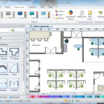 Office Layout Software Create Easily From Templates