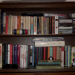 Old Bookshelf Flickr Sharing