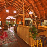 Old Dairy Barn Converted Into Eco Home Filled Rustic Charm