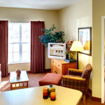 One Bedroom Apartment Style Hospitality Interior Design Cresthill
