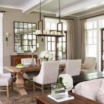 Open Dining Room Dine Style
