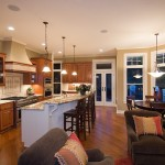 Open Floor Plans For The Kitchen Are Extremely Popular Today