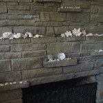 Open House Interior Design Fireplace Mantel Fireplaces