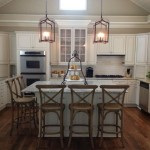 Open Kitchen Large Island New Home Ideas