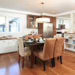 Open Plan Dining Room Traditional Minneapolis