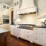 Opt For Classic White Subway Tile Provides Versatility