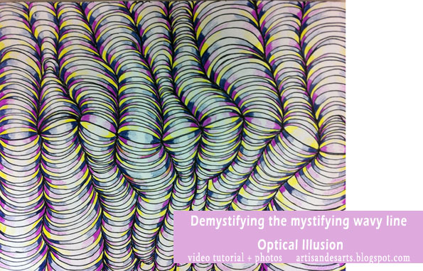 Optical Illusion How Video Grade And