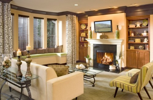Orange Perfect Accent Color For Creams And Living Rooms
