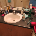 Organize Small Apartment Bathroom Blair Blogs