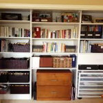 Organizing Home Office Supplies Small