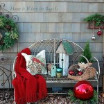 Outdoor Christmas Decorating Ideas Crafting
