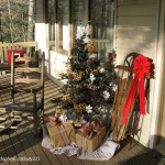 Outdoor Christmas Decorating Ideas For Amazing Porch
