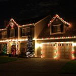Outdoor Christmas Decorations Modern