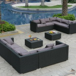 Outdoor Furniture Especially Designs And Colors That Homeowners