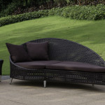 Outdoor Furniture Sydney Lounge Bed China Garden