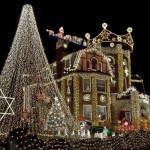 Outdoor House Christmas Decorating Ideas