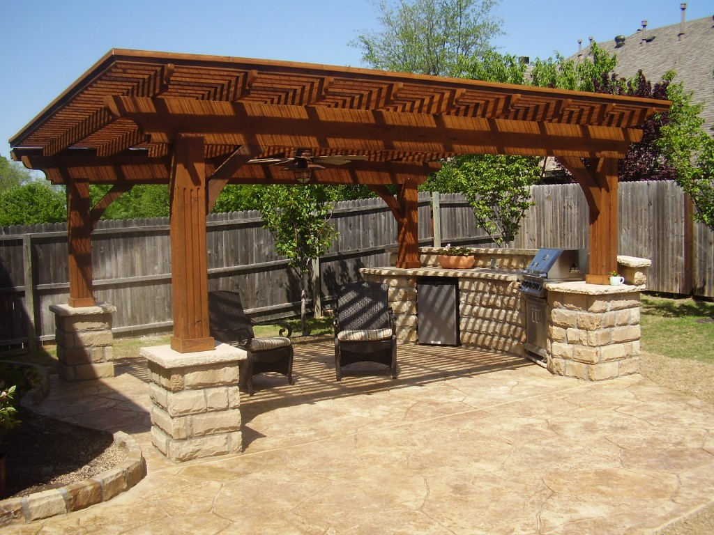 Outdoor Kitchen Architecture Design Sample Designs And Ideas Home