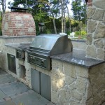 Outdoor Kitchen Countertops Kitchens Design Guide