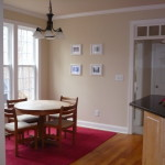 Paint Advice Open Floor Plan This Our Dinette Area