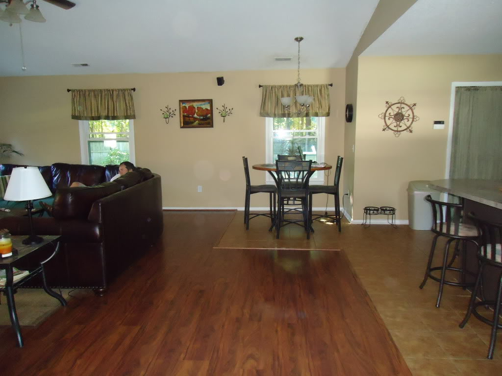 Paint Color For Open Floor Plan Pics Included Babycenter