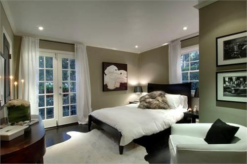 Paint Color For Small And Modern Room Home Constructions