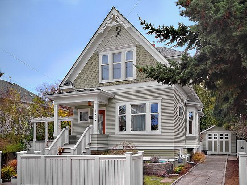 Paint Color Ideas For House Exterior Beautiful White