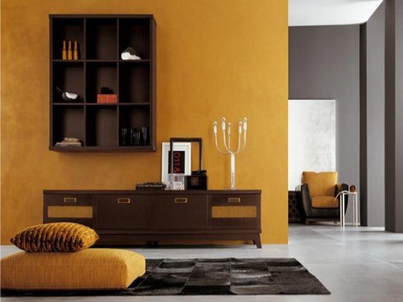 Paint Colors For Small Living Rooms Orange