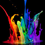 Paint Splash Artistic