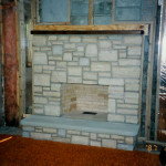Past Projects Brick Fireplaces Stone