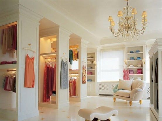 Perfect And Stylish Walk Closets Daily Source For Inspiration
