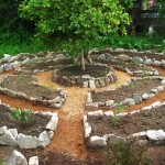 Permaculture Garden Design Emphasizes Patterns Landscape