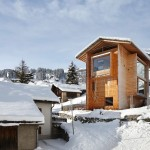 Peter Zumthors Vacation Home Leis Homes The Swiss Alps