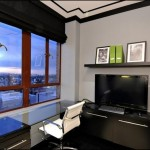 Phoenix From Arizona Apartment Design And Interior Home Office Room