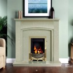 Pic For Double Arched Mantel Coral Fireplace Home Design