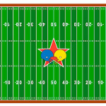 Picture Basic Training Football Field Rug From Rugs Furniture