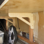 Picture Strong Cnc Shelf Brackets For Cents